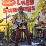 Sam Manzanza's Afro Beat Band