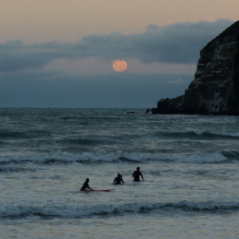 Christchurch Sumner Beach